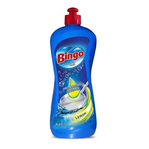 Bingo Dishwashing Liquid 1L