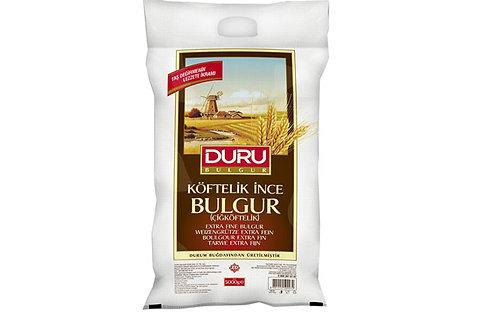 Duru Extra Fine Bulgur 5000G
