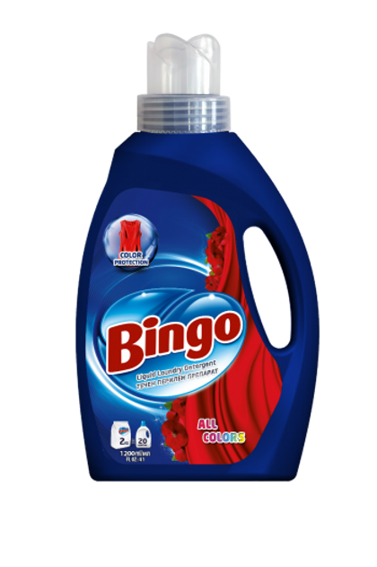Bingo All Colours Liquid Laundry Detergent