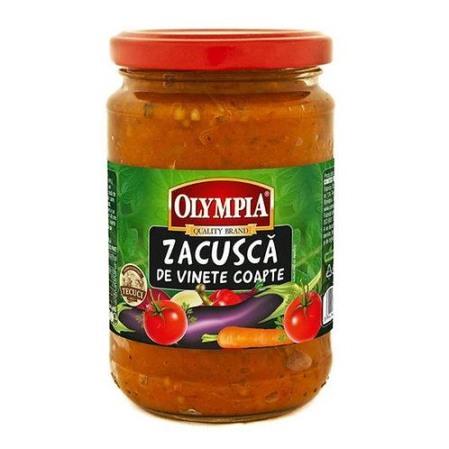 Olympia Eggplant Appetizer (Zacusca Vinete) 314 Gr