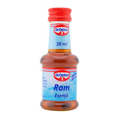 Dr Oetker Rum Essence (Esenta Rom) 38 Gr