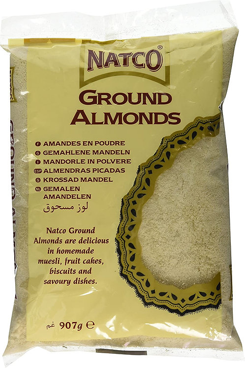 Natco Ground Almonds 907g