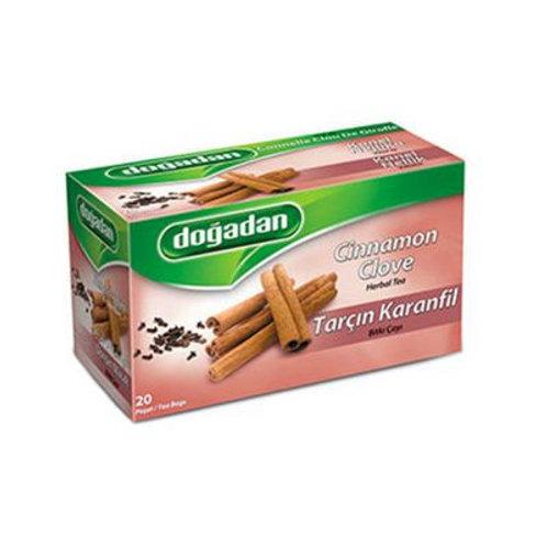 Dogadan Cinnamon Clove Tea