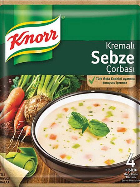 Knorr Kremali Sebze Corbasi 65GR
