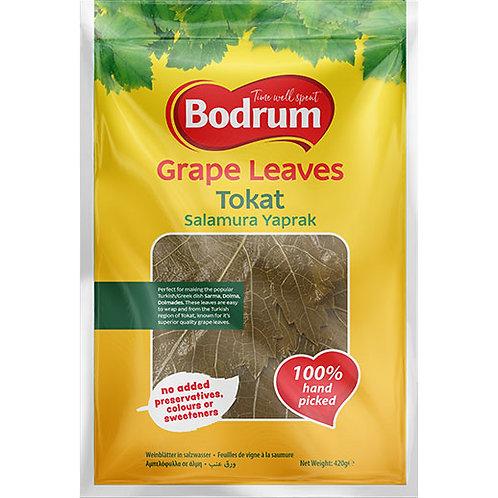 Bodrum Grape Leaves 420 Gr