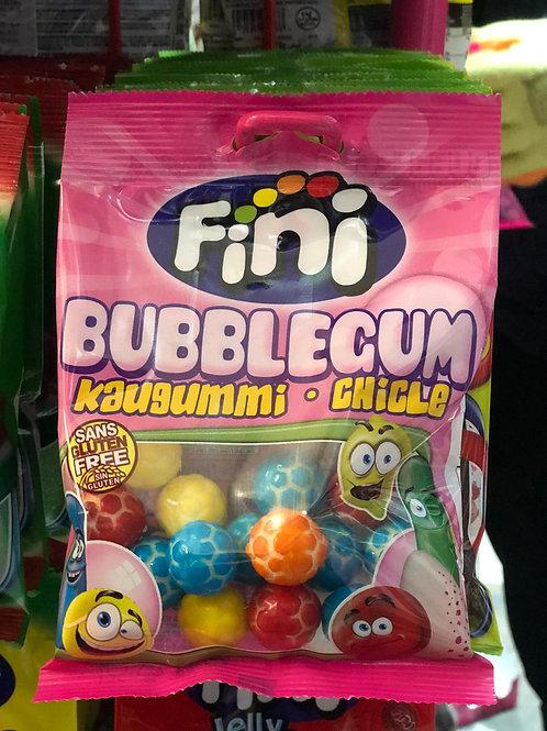 Fini Sour Football Bubble Gum 80GR