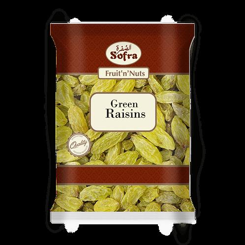 Sofra Green Raisins 500G