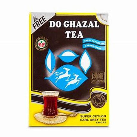 Do Ghazal Loose Super Ceylon Earl Grey Tea, 500gr