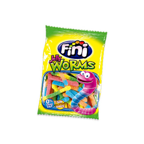 Fini Jelly Worms 75GR