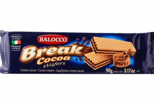 Balocco Wafers Cocoa Cream 90GR