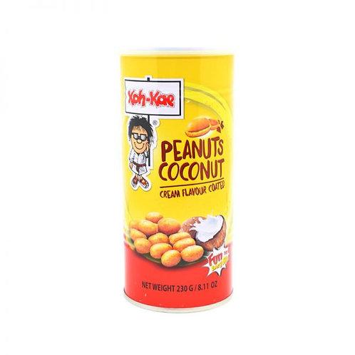 Kohkae Peanuts Coconut 230GR