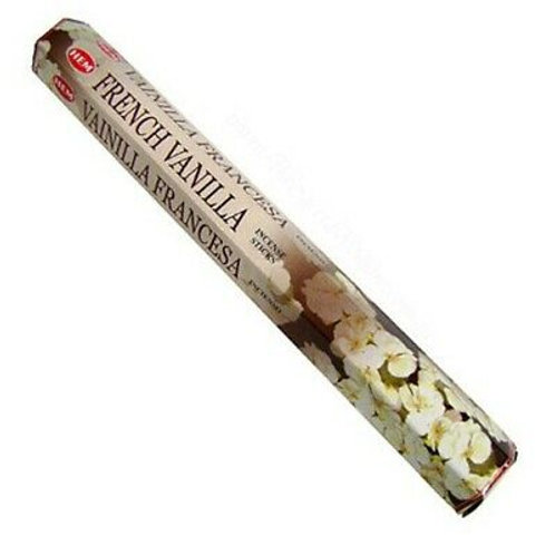Hem Incense French Vanilla