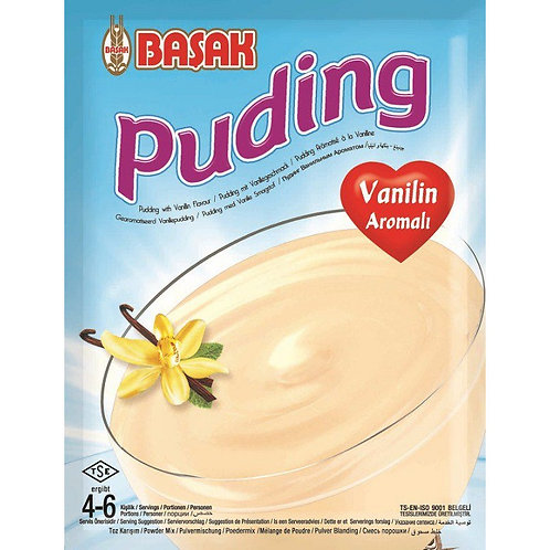 Basak Pudding Vanilla 130GR