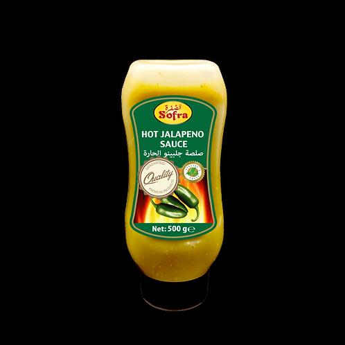 Sofra Hot Jalapeno Sauce 500G