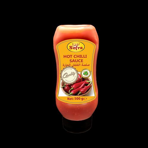 Sofra Hot Chilli Sauce 500G