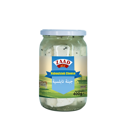 Zaad Cheese Naboulsieh 400g