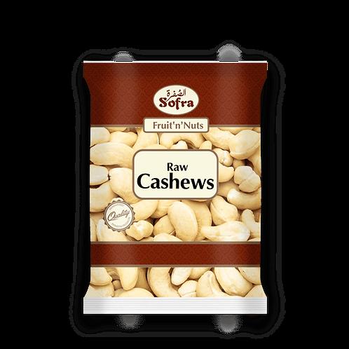 Sofra Raw Cashews 180G