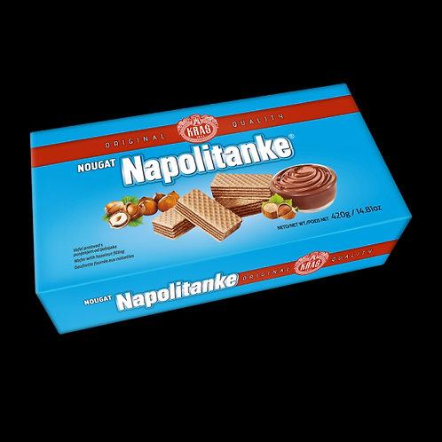 Kras Napolitanka Nougat 420 Gr