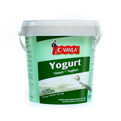 Yayla Turkish  Yogurt 3,5% Fat - 1000gr