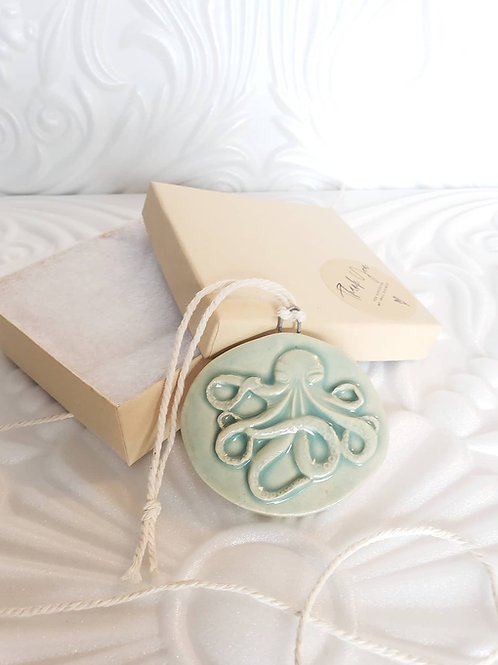 Ceramic Octopus Ornament Gift Boxes