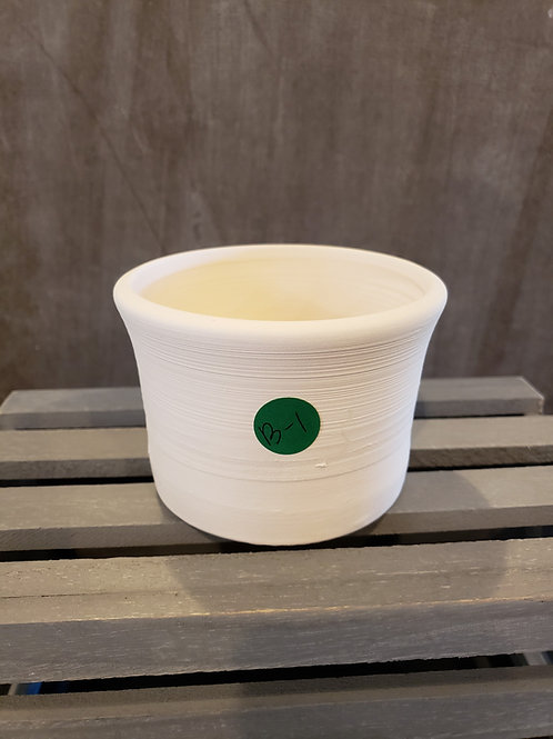 B1- Small Planter with drainage