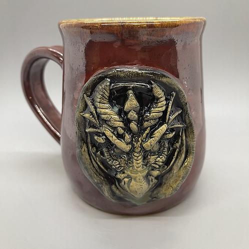 Firebreather Mug