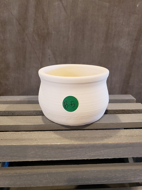 B5- Small Planter with drainage