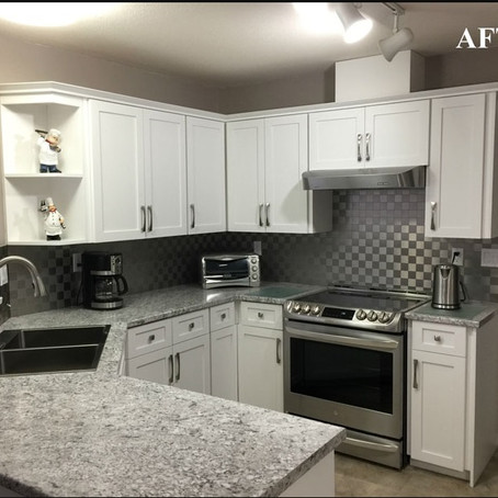 Profesional Kitchen Cabinets Refinishing in Toronto