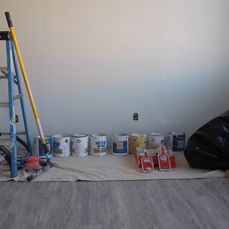 Professional Office Painting in Mississauga