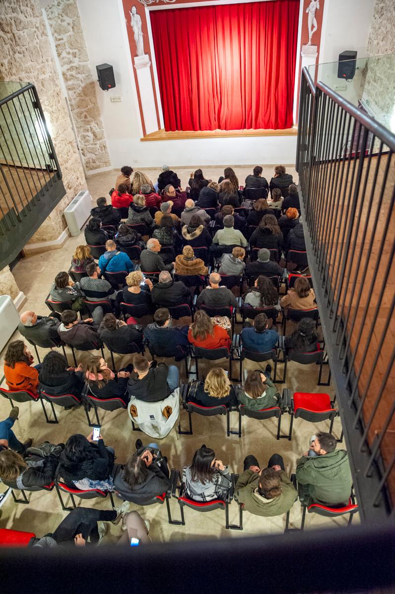Teatro amatoriale a Casalvieri (FR)