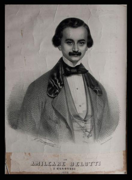 Amilcare Belotti, attore brillante