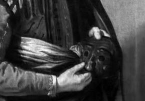 Maschera di Commedia dell'Arte