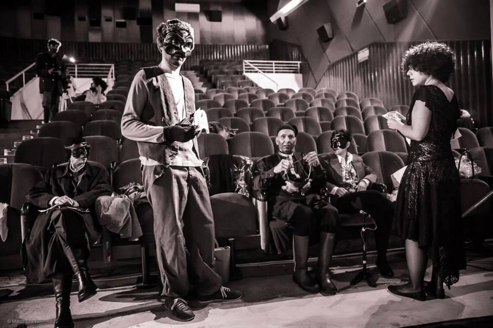 Teatro amatoriale a Isola del Liri (FR)