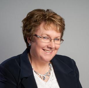 corporate headshot woman colour