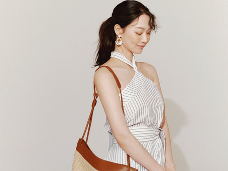 شين مينا لمجلة Allure Korea عدد شهر مايو