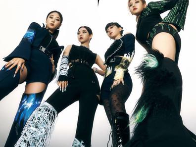 """[الآراء] الصورة التشويقية الجماعية لألبوم آيسبا المصغر الأول """"Savage"""""""