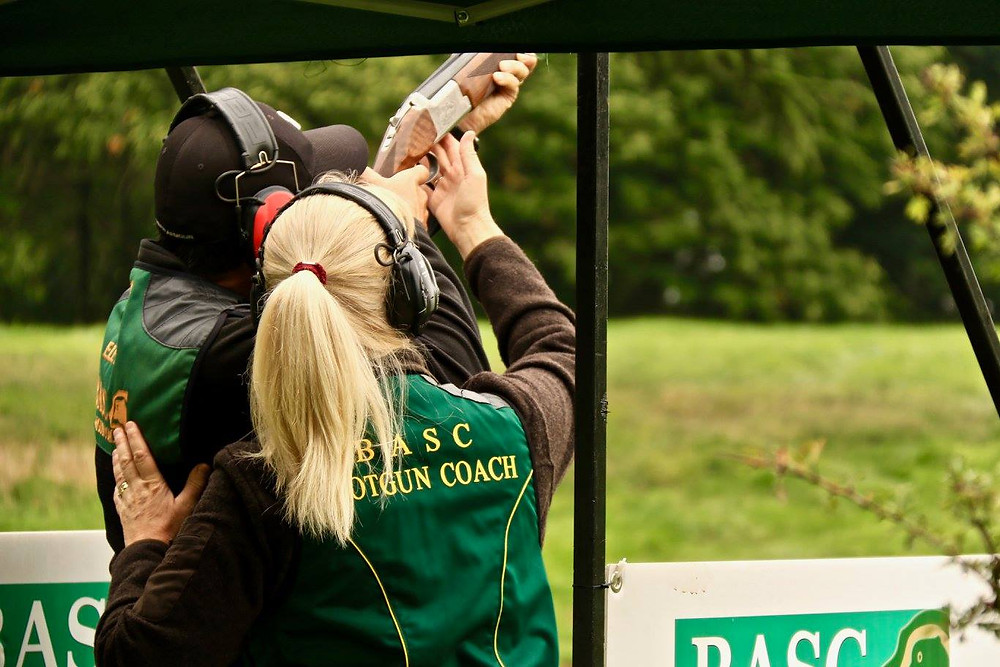Silverstone Shooting School at Highclere Castle