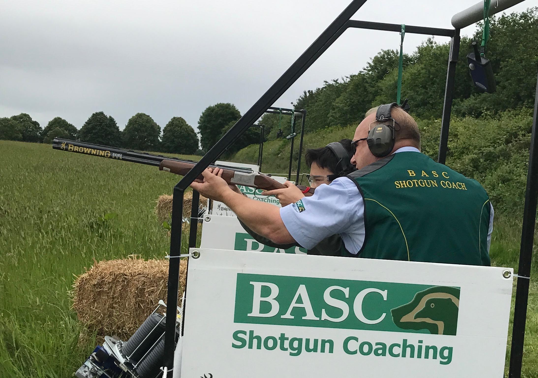 BASC Coach 8