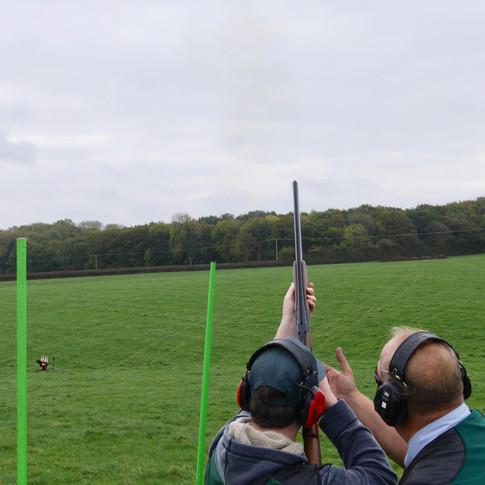 BASC Coaching Silverstone Shooting School