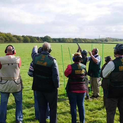 Silverstone Shooting School
