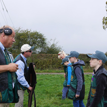 BASC Coaching Silverstone Shooting School