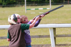 Silverstone Shooting School Ladies