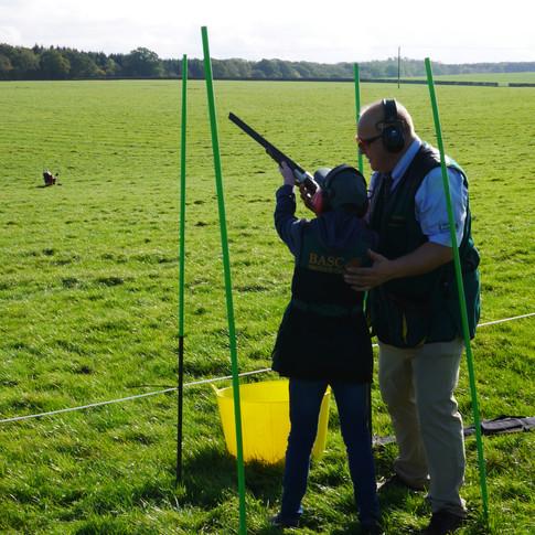 Shotgun Coaching, Shooting School