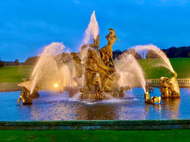 Holkam Hall Fountain