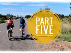 Cambodia: Cycling & Cheating