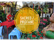 The Sacred and the (not so) Profane