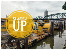 Canals & River Cleaning