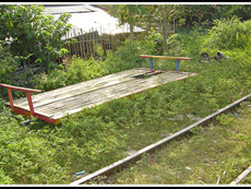 RIP: Battambang's Bamboo Train