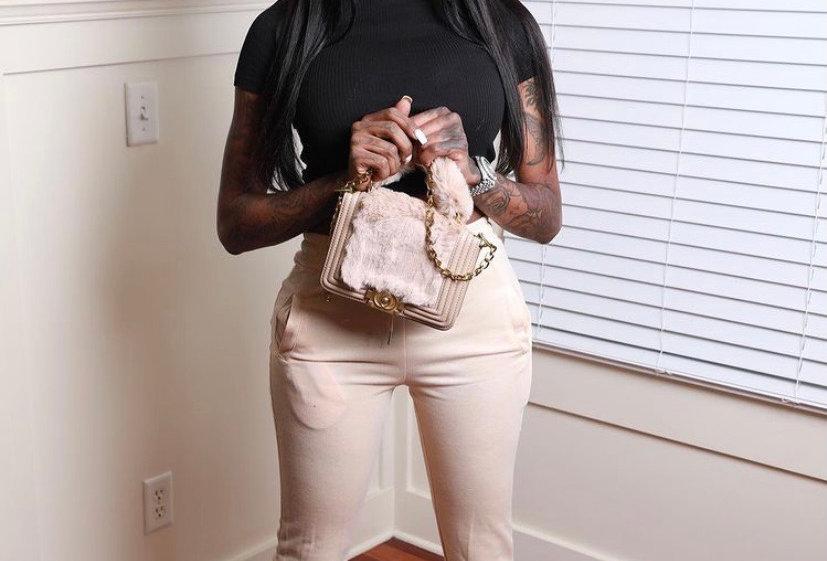 Amiri Doll Bag