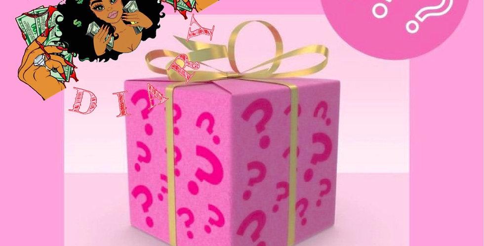 Diary Dollz Deluxe Mystery Box